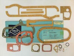 Lower Engine Gasket Set Fits Renault Gordini & Caravelle Halls Brand CS1A713MK2