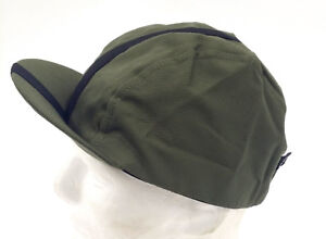 CLASSIC BICYCLE BIKE CYCLING CAP BEANIE HAT OLIVE NEW