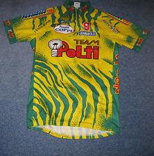 TEAM POLTI GRANAROLO FAUSTO COPPI SANTINI ITALIANO Ciclismo Jersey [ XL ]