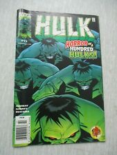 Hulk, Marvel Comics, issue no.11, New - York, February,2000.  K24