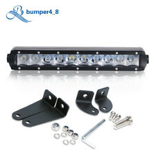 "10"" INCH SPOT LED Work Light Bar Offroad GMC Truck Pickup Lamp 9"" 11"" 12"""