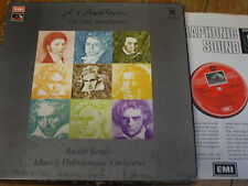 Q4 SLS 892 Beethoven The Nine Symphonies / Kempe 8 LP box