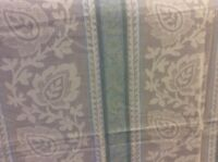 5.95m Bundle Marks & Spencer 2.40m Wide Cotton Sateen Print Curtain Fabric