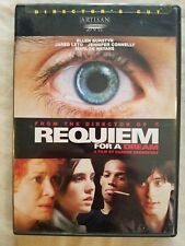 Requiem for a Dream (Director's Cut) Jared Leto, Marlon Wayans ~Combine Shipping