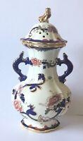 Masons Mandalay Ironstone Twin Handled Lidded Potpourri Jar
