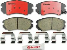 For 2005-2010 Kia Sportage Brake Pad Set Front Brembo 43696DV 2006 2007 2008