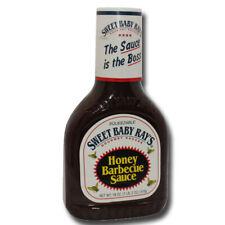 Sweet Baby Rays BBQ Sauce Honey US-Import (9,76€/kg)