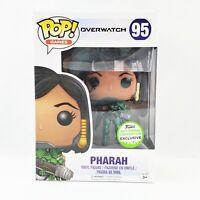 Funko Pop! Games Emerald Pharah #95 Overwatch ECCC 2017 Spring Con Exclusive