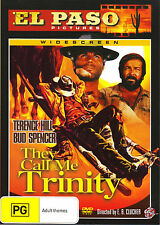 They Call Me Trinity (DVD, 2011) Terence Hill-Bud Spencer-Spaghetti Wstern