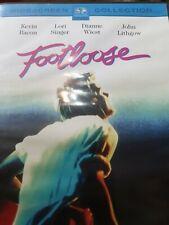 Footloose Dvd Kevin Bacon Lori Singer dvd