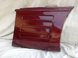Front Fender Panel RH Passenger C4 1993 Corvette - Repaired
