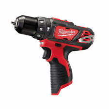 Milwaukee M12 Hammer Drill/driver 10mm M12bpd-0 3 Mode Delivery