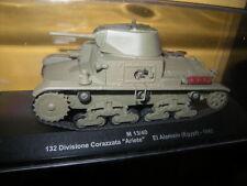 """1:43 M 13/40 132 Divisione Corazzata """"Ariete"""" El Alamein Egypt 1942 VP"""