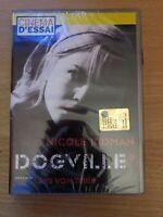 DOGVILLE DVD NUOVO E SIGILLATO Nicole Kidman Lars Von Trier RARO FUORI CATALOGO