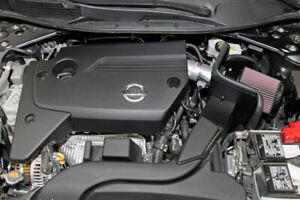 Fits 2013-2018 Nissan Altima 2.5L K&N Performance Air Intake System 69-7064TS