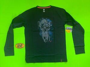 Can-Am Men's Cooper Long Sleeve Black T-Shirt **BRAND NEW**