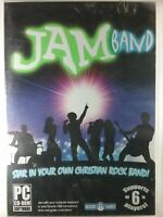 JAMband Christian Rock Band Music Game Software (40 Songs) PC CD-ROM NEW Sealed