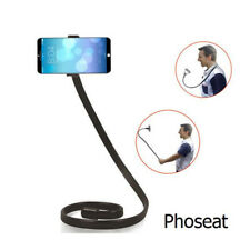 360 Rotating Flexible Car Auto Lazy Phone Stand Clamp Car Bed Clip Desk Holder