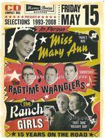 SELECTIONS 1993 - 2008 (MISS MARRY ANN, THE RANCH GIRLS,...)  CD NEU