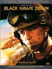 Brand New DVD Black Hawk Down (3-Disc Deluxe Edition) (2002)
