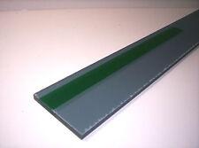 6547) Acrylglas, Polymethylmethacrylat, transparent/bläulich, 10mm, GS, 7C14