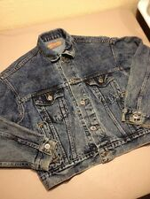 LEVIS Mens Acid Wash Jean Jacket 70508-0227-Size Medium