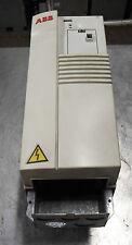 ABB 3 Phase Servo Drive, # ACS401600532, Used, Warranty