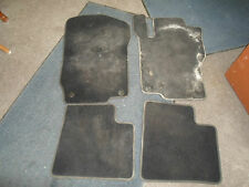 2007 08 10 12 2013 Mercedes Benz ML Model Car Mats 4 PIECE SET FACTORY OEM
