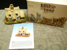 Lilliput Lane Clare Cottage English Collection S. E. #00036 Nib No Deeds 1985