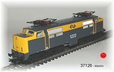 Märklin 37126 E-Lok Serie 1200 der NS mfx+-Decoder Sound Metall#NEU in OVP#