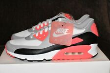 """NIKE AIR MAX 90 SP """"PATCH"""" SZ 10 746682 106  white, cool grey, infrared  2015"""