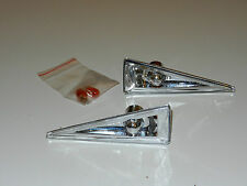 RENAULT ESPACE MEGANE WIND SCENIC Side Indicator Light Repeaters Pair - CLEAR