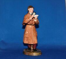 1976 Porcelain Royal Doulton The Detective Sherlock Holmes Figure Hn2359