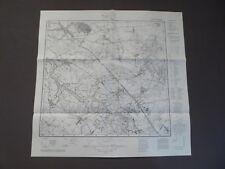 Landkarte Meßtischblatt 5574 Gogolin, Zakrzów, Schlesien, Oppeln, Polen, 1944