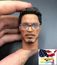 "1/6 scale sunglasses eyeglasses G for 12"" figure hot toys Phicen Ganghood ❶USA❶"