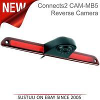 Connects 2 CAM-MB6 Mercedes Vito W639 2003-2014 van cámara de marcha atrás