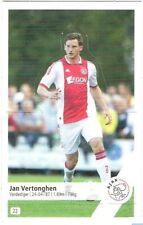 Plus 2011-2012 Panini Like sticker 22 Jan Vertonghen Ajax Amsterdam