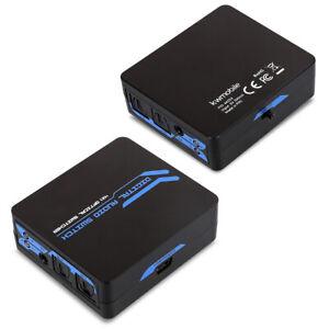 4x1 Toslink Switch Verteiler Fernbedienung Umschalter optische SPDIF Audiokabel