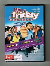 Every Friday (The Complete 3-Movie Collection) Dvds Brand New & Sealed
