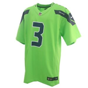 Seattle Seahawks Russell Wilson Official NFL Nike Kids Youth Size Jersey New Tag