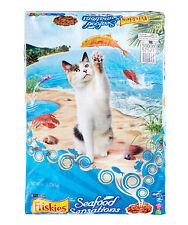 New listing Purina Friskies Seafood Sensations Dry Cat Food 16 lb.