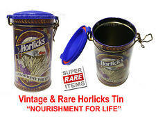 Horlicks Tin Rare Vintage Containers Collection Collectors Excellent Conditions