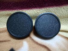 2x Rear Lens cap cover for M42 screw mount Zenit Pentax Carl Zeiss Praktica