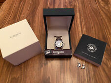 longines hydroconquest automatic 44mm Blue Dial. Beautiful Timepiece