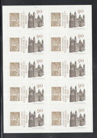 A 31 ) Germany 2019 **/MNH Cathedral to Worms Sheet 10 MNH Stamps skl