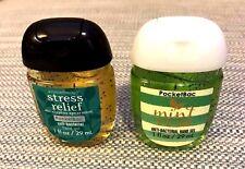 2X Bath & Body Works Pocketbac Sanitizing Hand Gels.