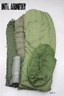 CANADIAN FORCES 5 PCS SLEEPING BAG SYSTEM ( CANADA ARMY)Canada: Modern - 25552