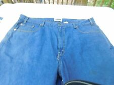 NEW WO/TAGS ORIGINAL ROUTE 66 DARK BLUE DENIM CROPPED CAPRIS OR JEANS  SIZE -20W