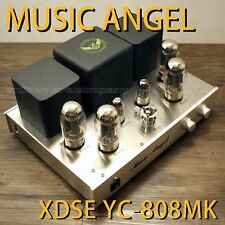 Music Angel XDSE YC-808MK KT88B Vacuum Tube Hi-end Tube Integrated Amplifier