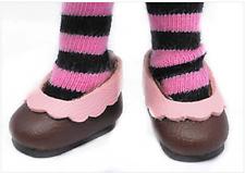 Monique 23mm Doll Shoes, Bess Slip-ons. For Mini Bjds
